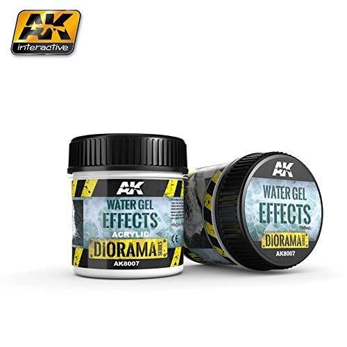 (AK8007) - AK Interactive Water Gel - Effects 100ml.