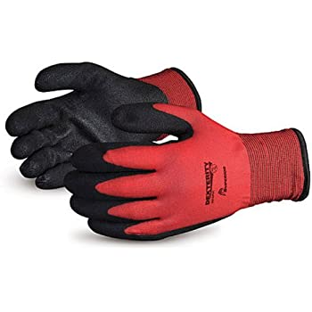 Superior SNTAPVC Dexterity Nylon Winter-Lined Glove with