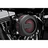 Vance & Hines Rogue VO2 Air Intake (Black) for