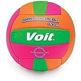 Voit 1VTTPCV304 Voleybol Topu N5, Unisex, Pembe/Yeşil/Turuncu, N5