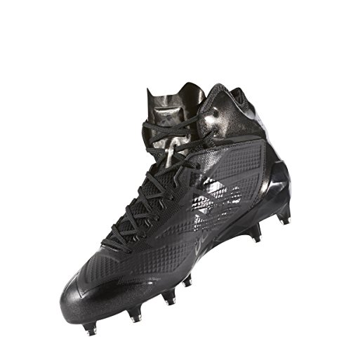 Adidas Adizero 5star 6.0 Mid Cleat Mens Football Nero-nero-nero