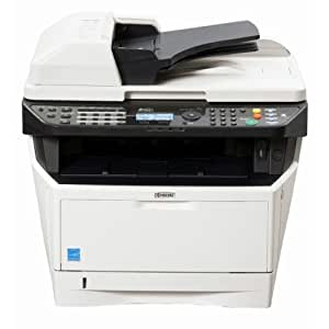 KYOCERA FS FS-1035MFP/DP - Impresora multifunción (Laser, Mono, Mono, 35 ppm, 1200 x 1200 DPI, Epson LQ, IBM ProPrinter, Microsoft XPS, PCL 5c, PCL 6, PCL XL, PostScript 3) Negro, Color blanco