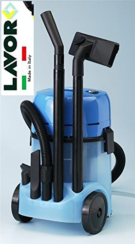 HEAVY DUTY LAVOR WASH NILO WET & DRY VACCUM VAC CLEANER INDUSTRIAL 20LTR 1300W 230V