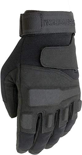 Seibertron® Homme Noir S.O.L.A.G. Armée Special Ops Plein assaut Gants Finger/Gants d'assaut légers Tactique Pleine… 1