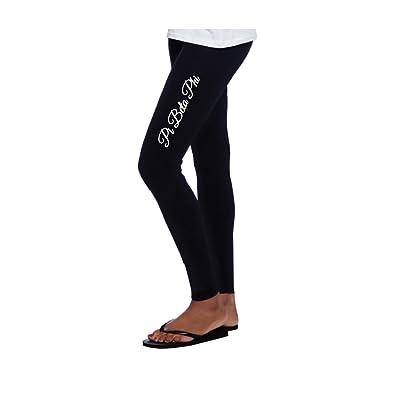Pi Beta Phi Leggings Full Length (Pi Beta Phi Clothing)