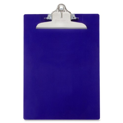 Saunders Blue Recycled Plastic Clipboard