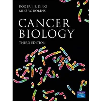 Book [(Cancer Biology)] [Author: R.J.B. King] published on (May, 2006)