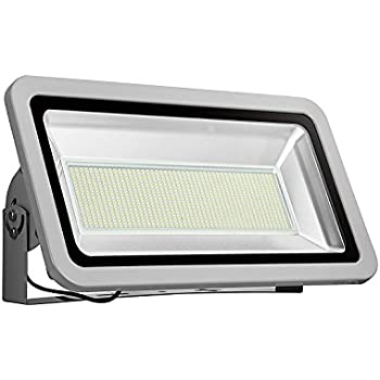 led flood light 500w 50000lm 6000 6500k cold white ip65. Black Bedroom Furniture Sets. Home Design Ideas