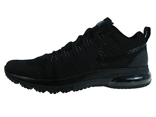 723972-001 Mannen Air Max Tr180 Nike Zwart / Antraciet / Zwart