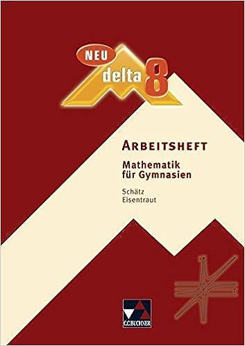 delta 8 neu – Arbeitsheft