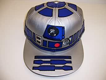 Star Wars R2-D2 Mens Special Edition Fitted Cap (Size 8)