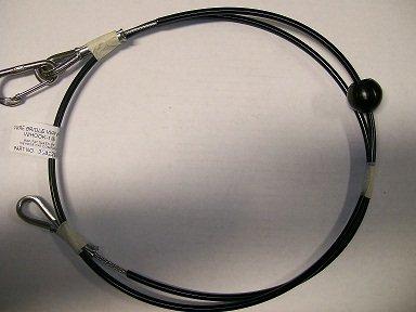 Hobie - Wire Bridle Wave Se W/Hook-1/8 - 38822011