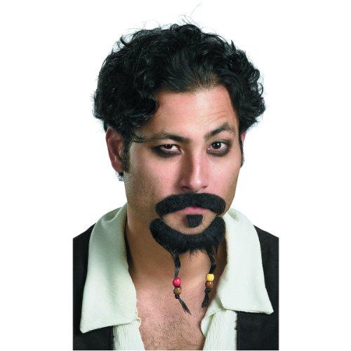 Disguise Pirates Caribbean Mustache Accessory