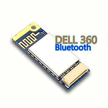 Dell Latitude D420 Wireless 360 Module with Bluetooth 2.0 Driver for Windows 7