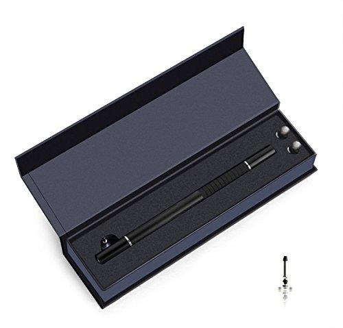 25 opinioni per Penna stilo attivo, FusionTech® Sottile lungo 2 in 1 capacitivo stilo touch pen