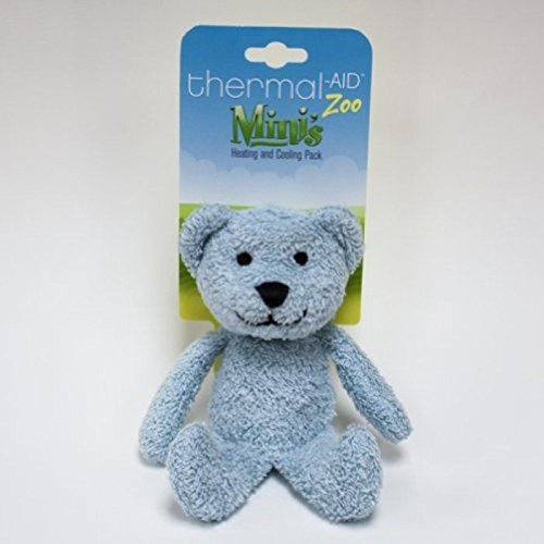 Mini Bear Stuffed Natural Heating & Cooling Pack by Thermal-Aid