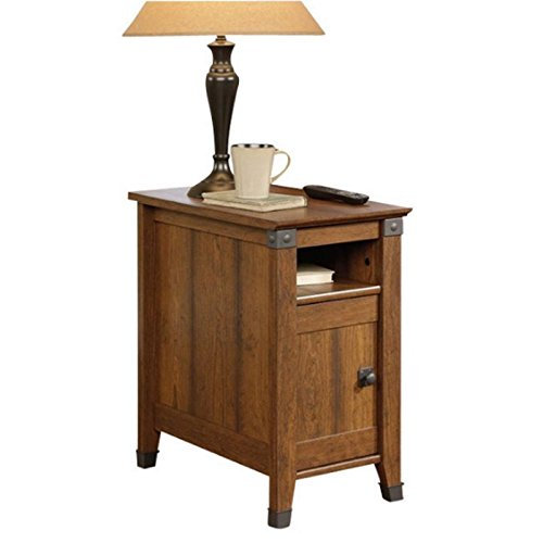 Pemberly Row Side Table in Washington Cherry