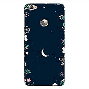 Cover It Up - Flower Moon Le 1s Hard Case