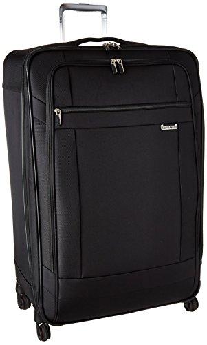Samsonite Lightweight Luggage (Samsonite Solyte Softside Spinner 29 Exp. , Black)