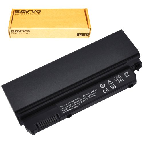 Bavvo Battery Compatible with DELL Inspiron Mini 9 (910) (Mini Dell Laptop Battery)