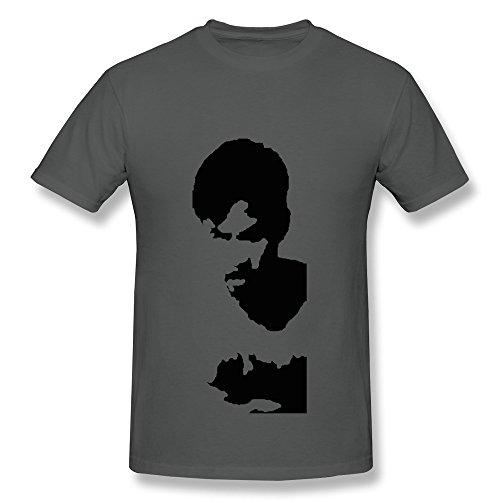 LVHUAN Mens Manny Pacquiao1 Tshirts Size XL DeepHeather