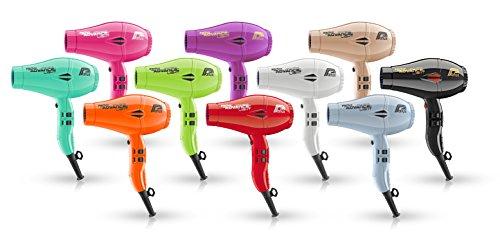 Parlux Advance Light - Secador de pelo ionico, Rojo: Amazon.es: Salud y cuidado personal