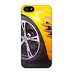 Awesome Yellow Ac Schnitzer Tension Concept Bmw Front Wheel Section Flip Cases With Fashion Design For Iphone 5/5s
