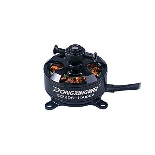 VIDOO 2206 D2206 1900Kv Motor Sin Escobillas 1-2S para RC Drone ...