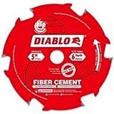 Ridgid R3400 Fuego 5 Inch Fiber Cement Saw Power