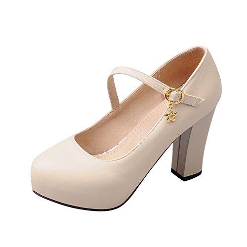 News high heel shoes heels women dress footwear fashion buckle sexy pumps