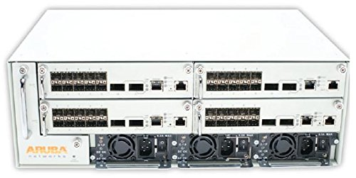 Aruba MMC-6000 Multi-Service Mobility Controller Base System 0-modules 0-Ports 2 Power Supplies 6000-400-US
