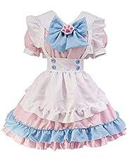 Lolita Jurk Super Leuke Meid Outfit Cosplay Jurk JSK Fancy Dress Prinses Jurk