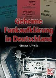 Geheime Funkaufklärung in Deutschland
