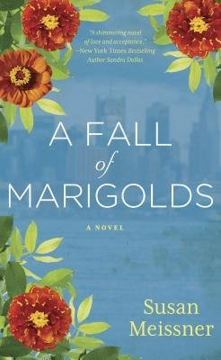 book cover of A Fall of Marigolds