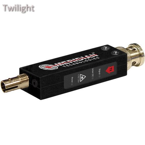 Meridian Technologies MT-HG-3 3G/HD-SDI Singlemode Fiber Channel 3G-SDI Video Transmitter ()