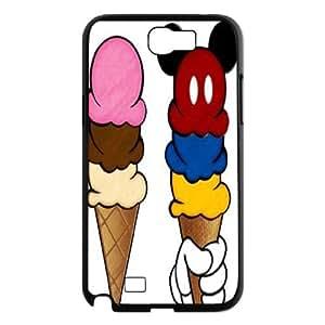 LSQDIY(R) Eat it Samsung Galaxy Note 2 N7100 Case, Custom Samsung Galaxy Note 2 N7100 Phone Case Eat it