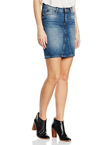 Le Blue Bleu Cerises Jeans Slim JCYTISEWSS40NB des Temps Femme rUHxqawr