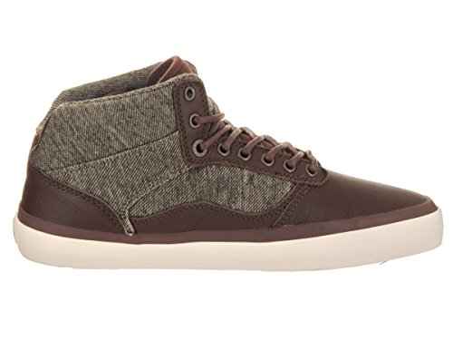 Vans Bedford Monogram Brown Leather Brown Leather