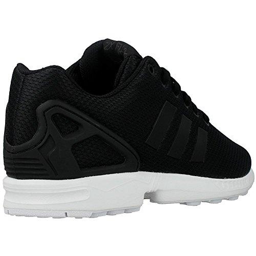 Adidas Zx Flux Unisex-adult Loopschoenen Zwart / Zwart / Wit
