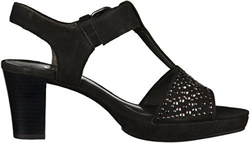 Gabor 42.394G Womens Sandals Black 3cphaE7