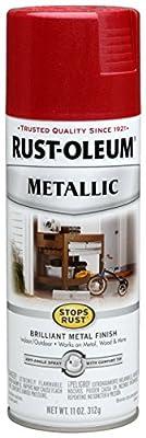Rust-Oleum Metallic Spray, 11-Ounce