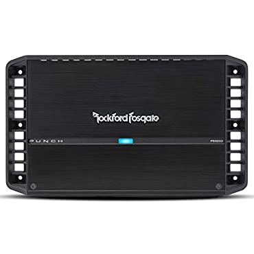 Rockford Fosgate P500X2 500W 2 Channel Amplifier