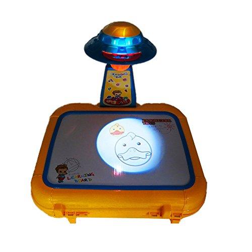 proiettore giocattolo tavolo da disegno educativo per bambini ... - Tavolo Da Disegno Per Bambini