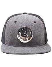 Marvel - Metal Avengers Logo Snapback