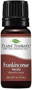 Plant Therapy Frankincense Serrata Essential Oil. 100% Pure, Undiluted, Therapeutic Grade. 10 mL (1/3 Ounce).
