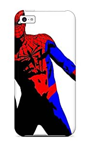 XiFu*MeiNew Style Tpu Fashionable Design Spider-man Rugged Case Cover For ipod touch 4 New 8517047K72349615XiFu*Mei