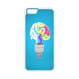 IPhone 6 Cases Brain Bulb Protective For Girls, Hard Case For Iphone 6 Sexyass, {White}