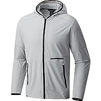 Mountain Hardwear Speedstone Men's Hooded Jacket (Grey Ice)