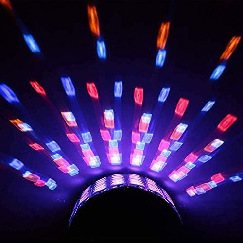 [スポンサー プロダクト]Huapa DMX512 7チャンネルステージライト 舞台照明 演出照明 LEDパーティーライト プロジェクターライト IRリモート付 カラオケ/ディスコ ダンス用 感謝祭 KTV コンサート