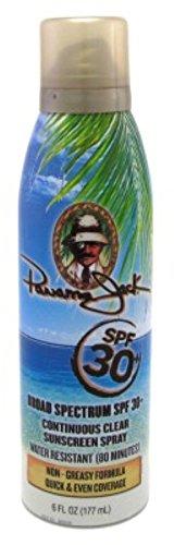 Panama Jack Sunscreen Spray, SPF 30 5.5 oz